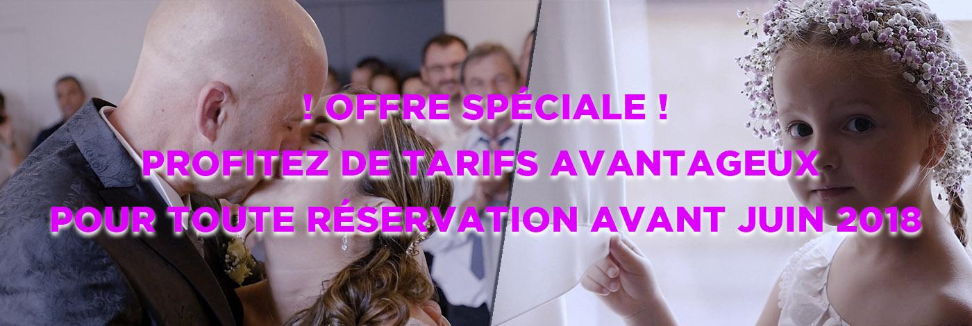 Promo Vidéo Mariage Montpellier