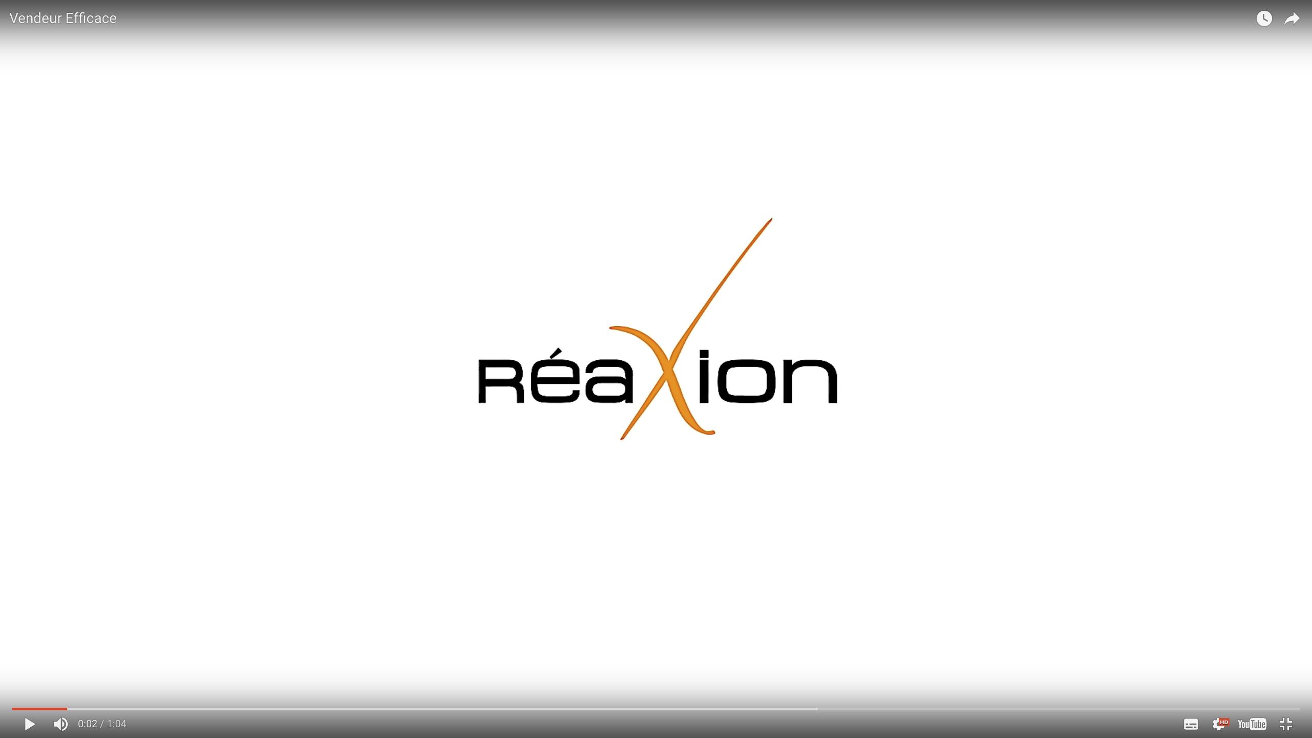 [Reaxion]Création vidéos Promotionnelles