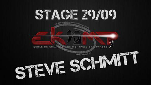 [EKMP34] Stage Krav-Maga-Steve Schmitt