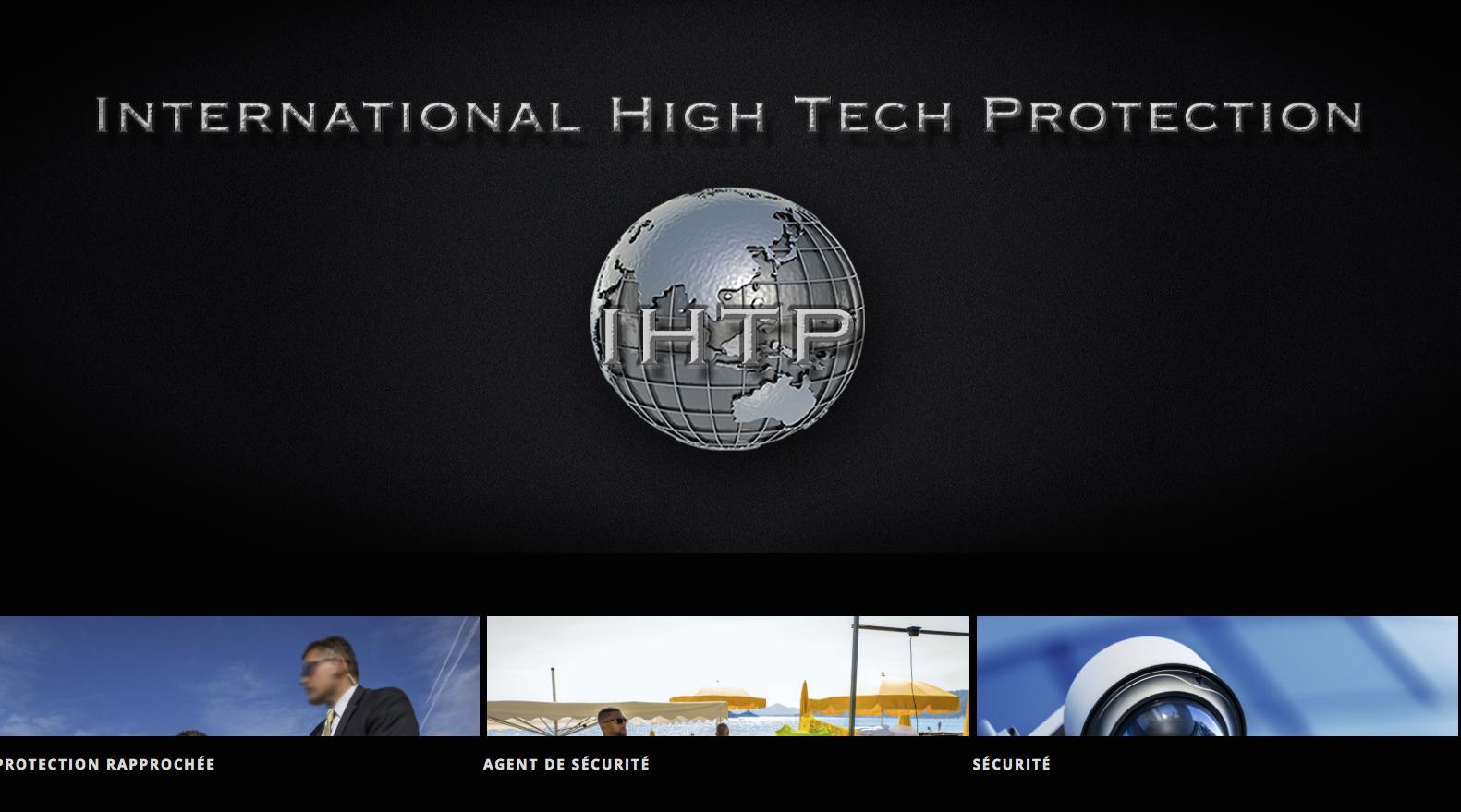 [Site Web] IHTP-sécurité