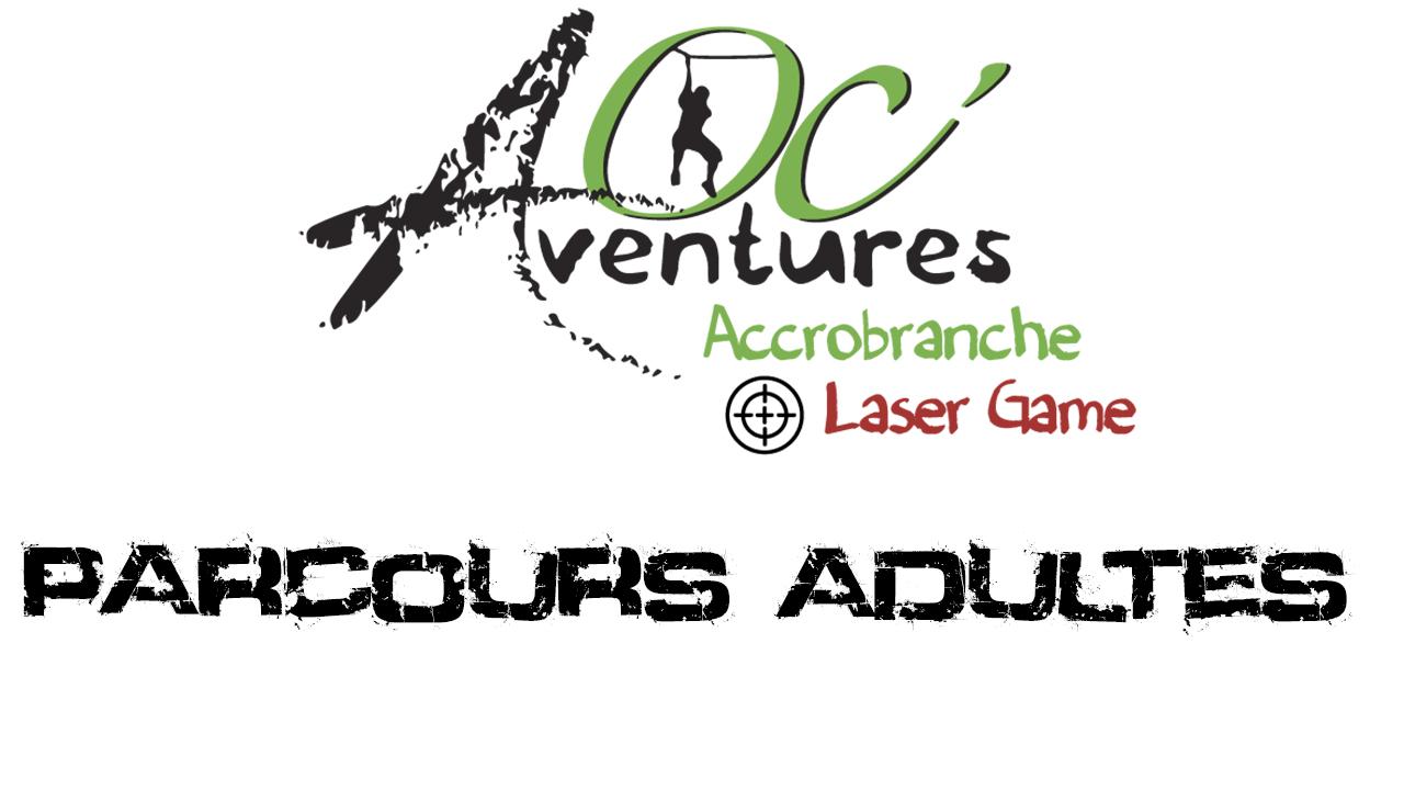 [OC Aventure] Présentation Parcours Adultes