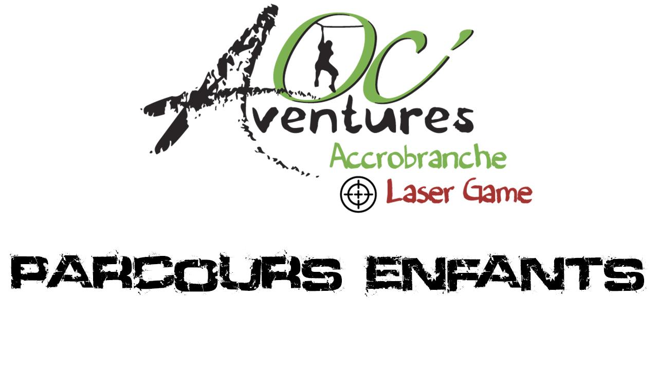 [OC Aventure] Présentation parcours enfants