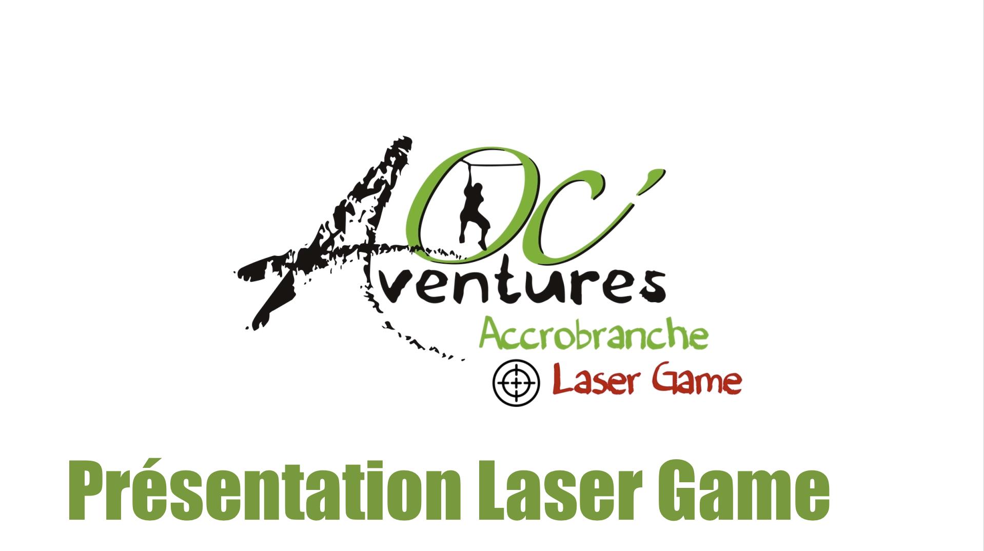[OC aventure] Laser game