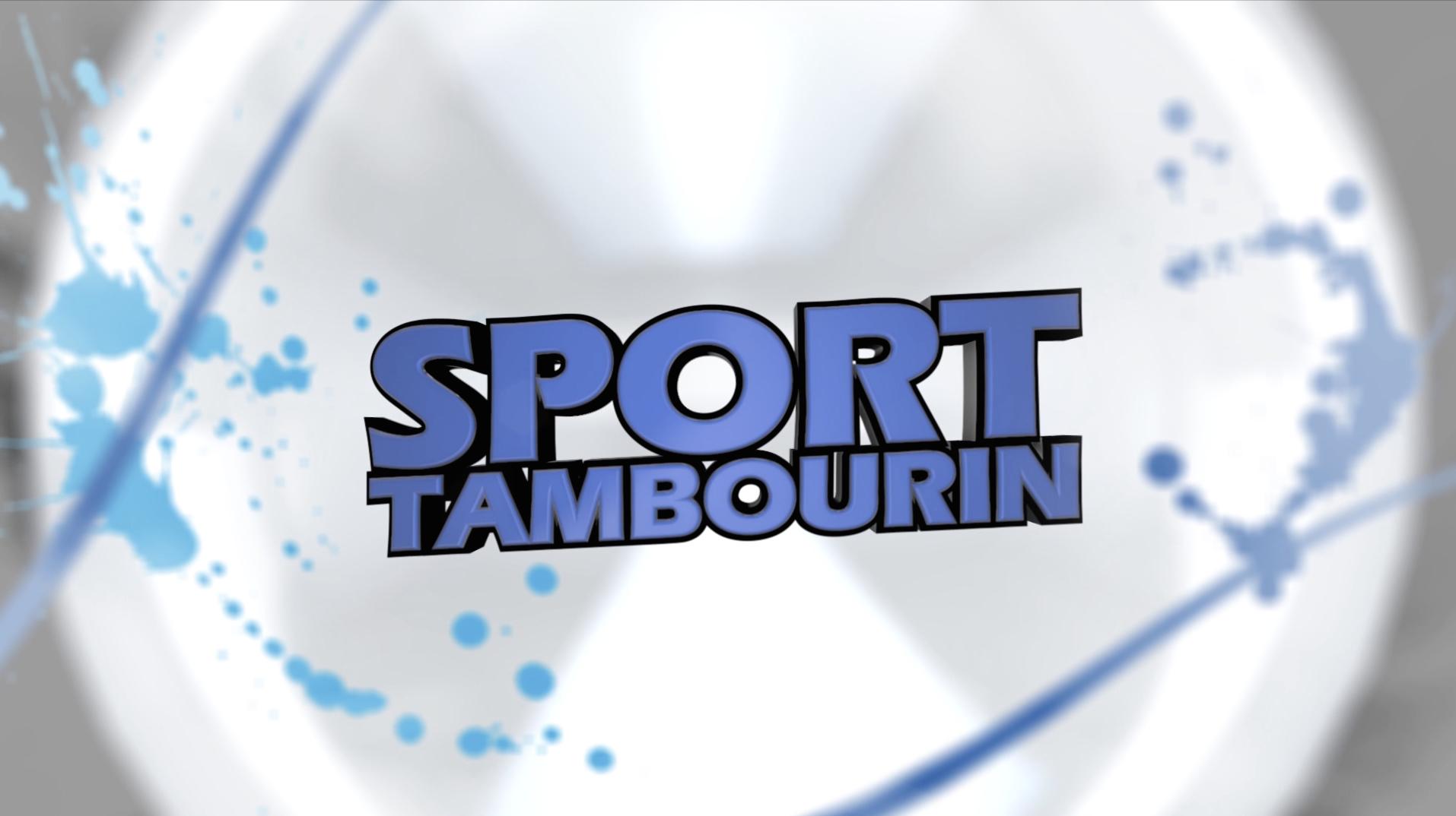 SPORT TAMBOURIN – TVSUD 2017