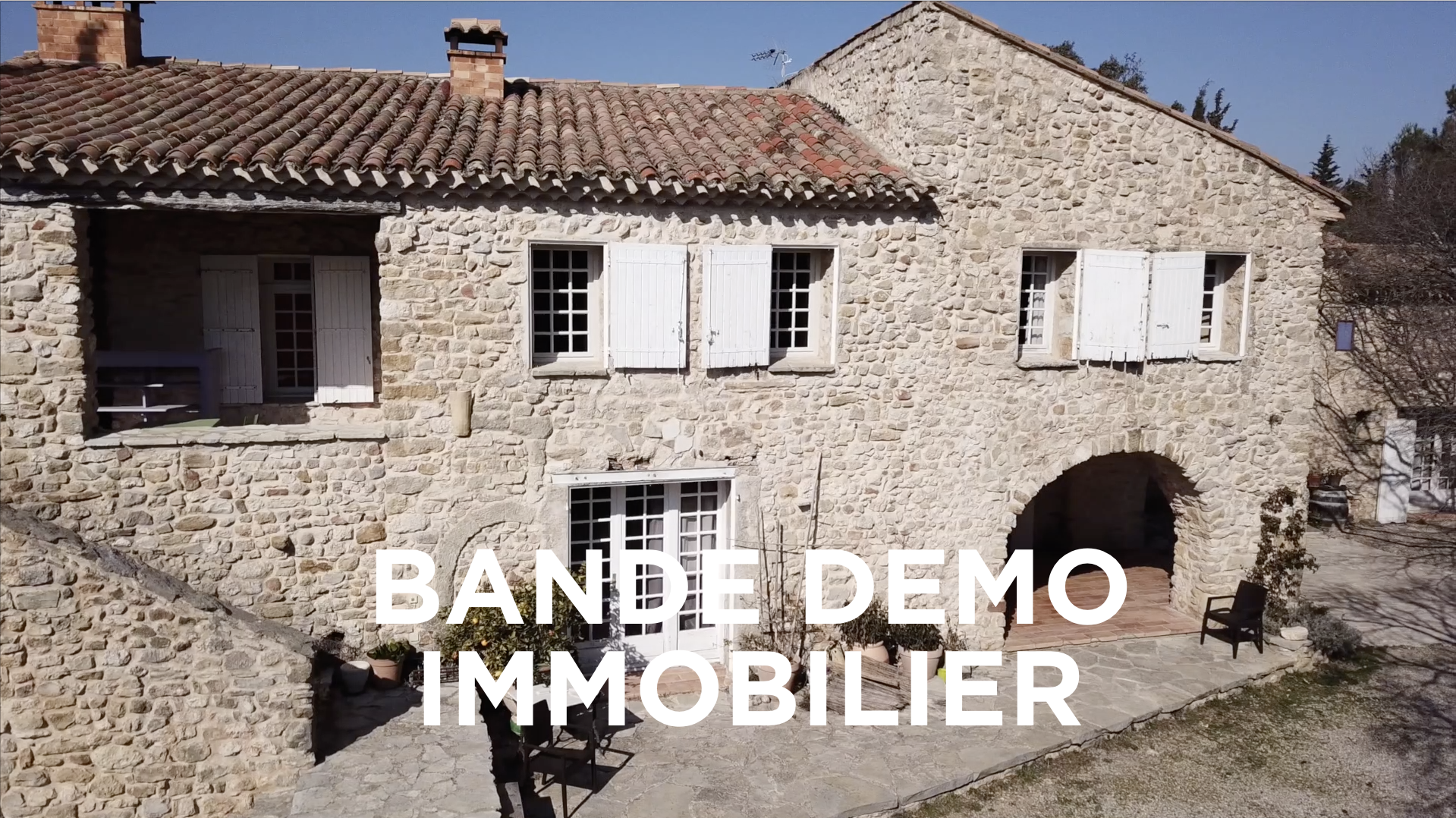 Bande démo 2018 Immobilier
