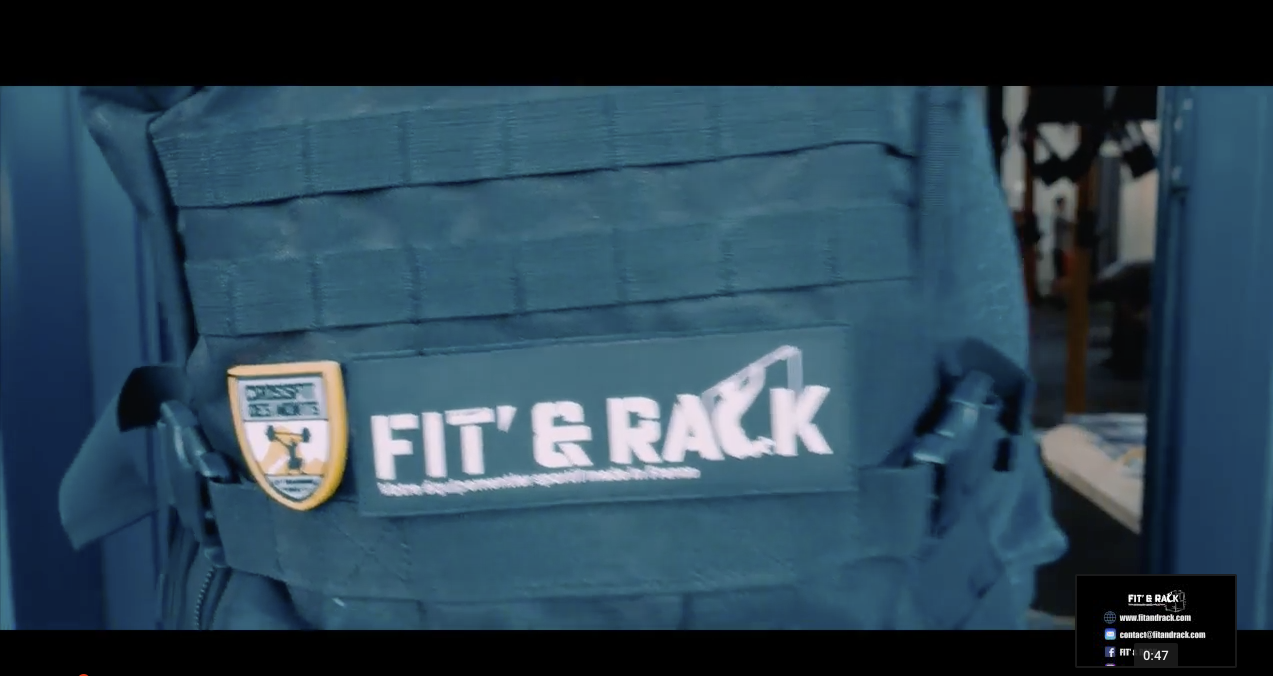 Fit & Rack promo